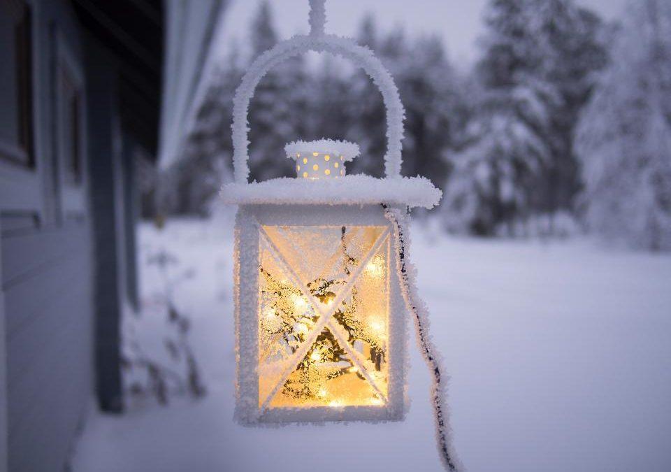 Advento kalendorius Šv. Kalėdų belaukiant