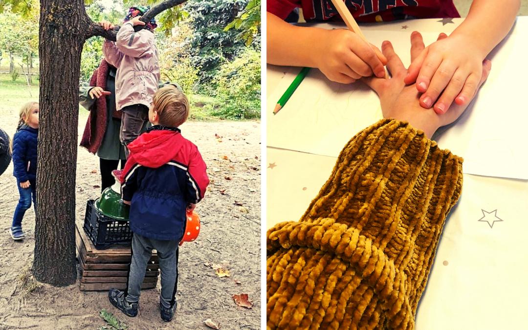 Ką gali savanoris iš kitos šalies pasiūlyti darželio vaikams?